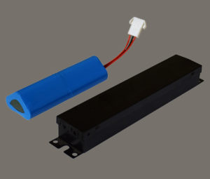 Interior LED - Split Design with Battery Pack and LED Driver